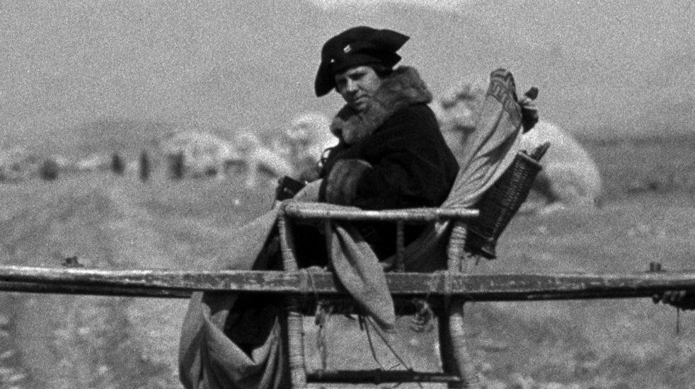 Helen Gunsaulus (1886-1954) in chair. © The Field Museum, CSA50228_detail.